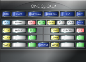 Forex One Click Trading Tool