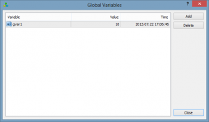 Trader's Tech - Global Variables 1