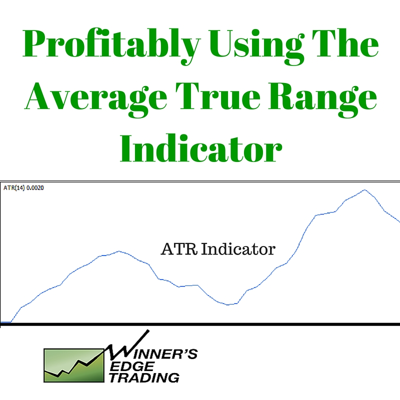 Profitably Using The Average True Range Indicator