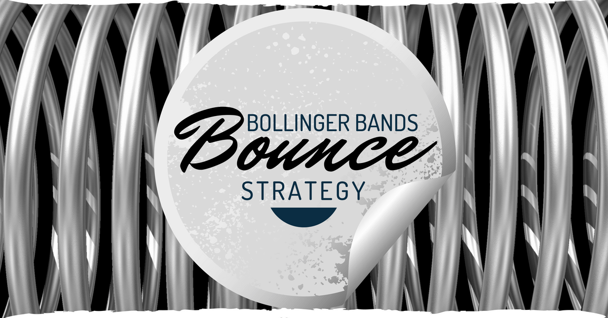 Bollinger bands bounce strategy