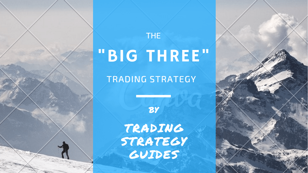 The Big Three Trading Strategy: Step By Step (New Update)