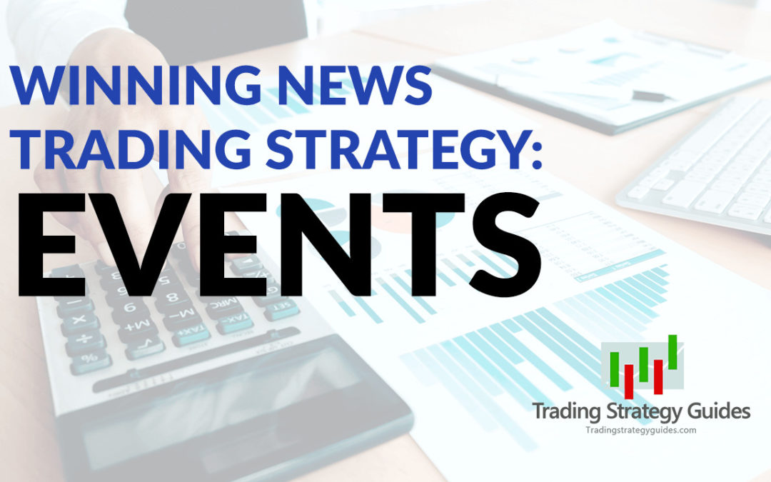 Winning News Trading Strategy: Events