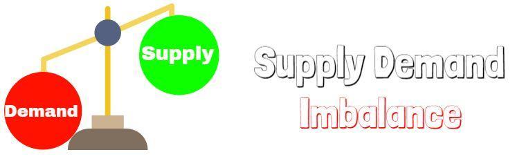 supply demand imbalance