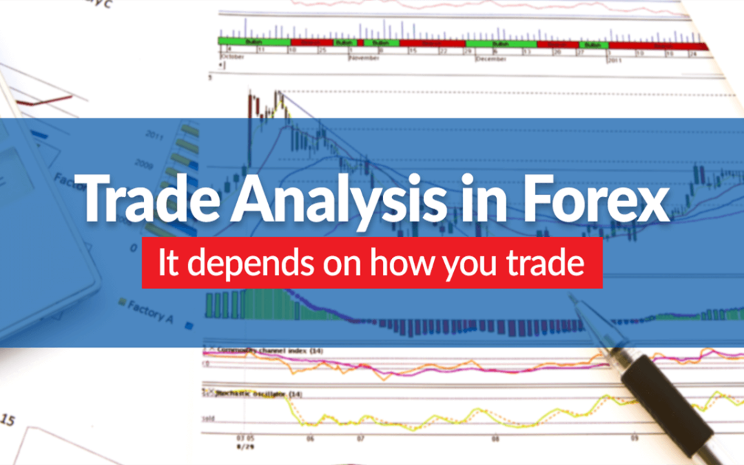 Trend Analysis in Forex- It Depends on How You Trade...