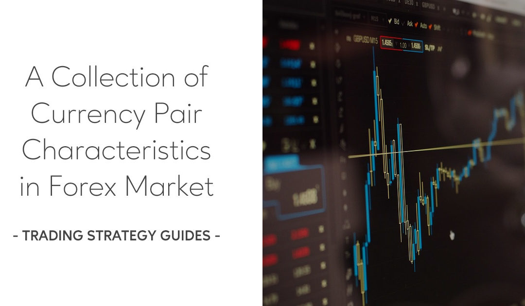 A Collection of Currency Pair Characteristics in Forex Market