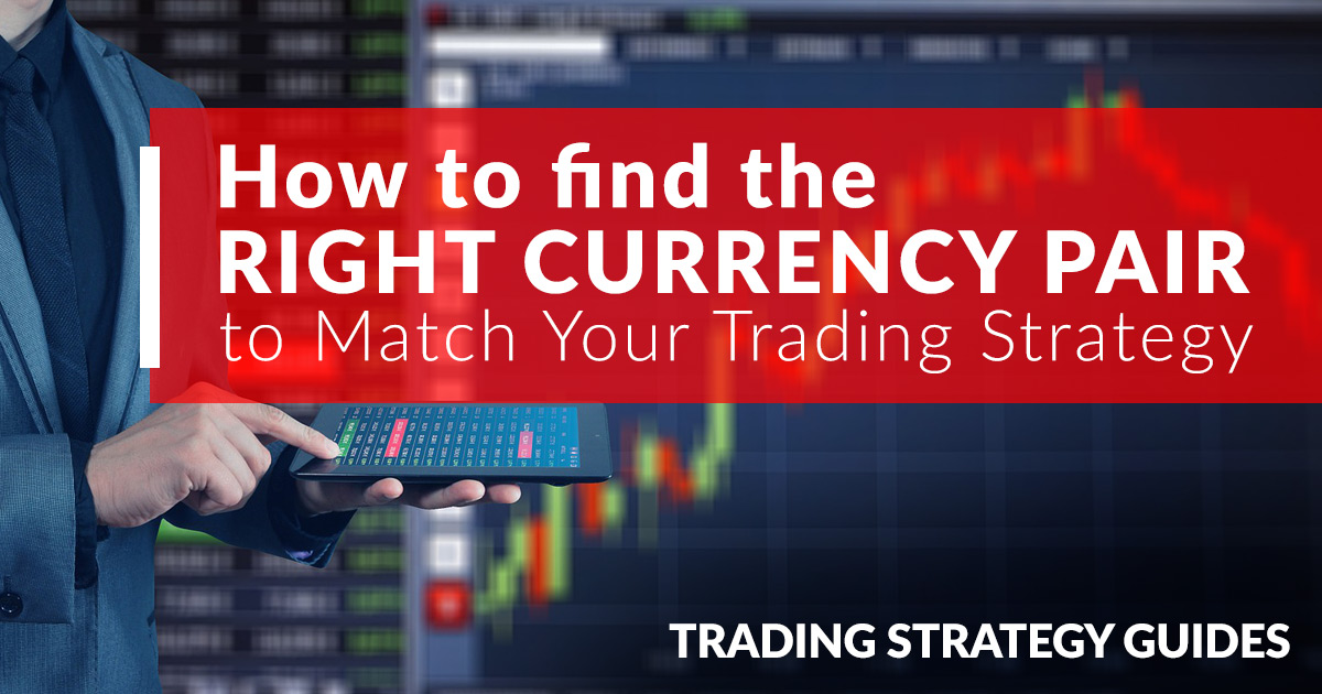 how to find the right currency pair
