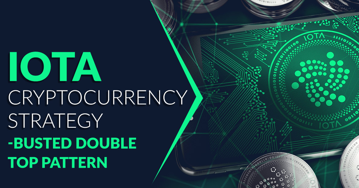 IOTA double top