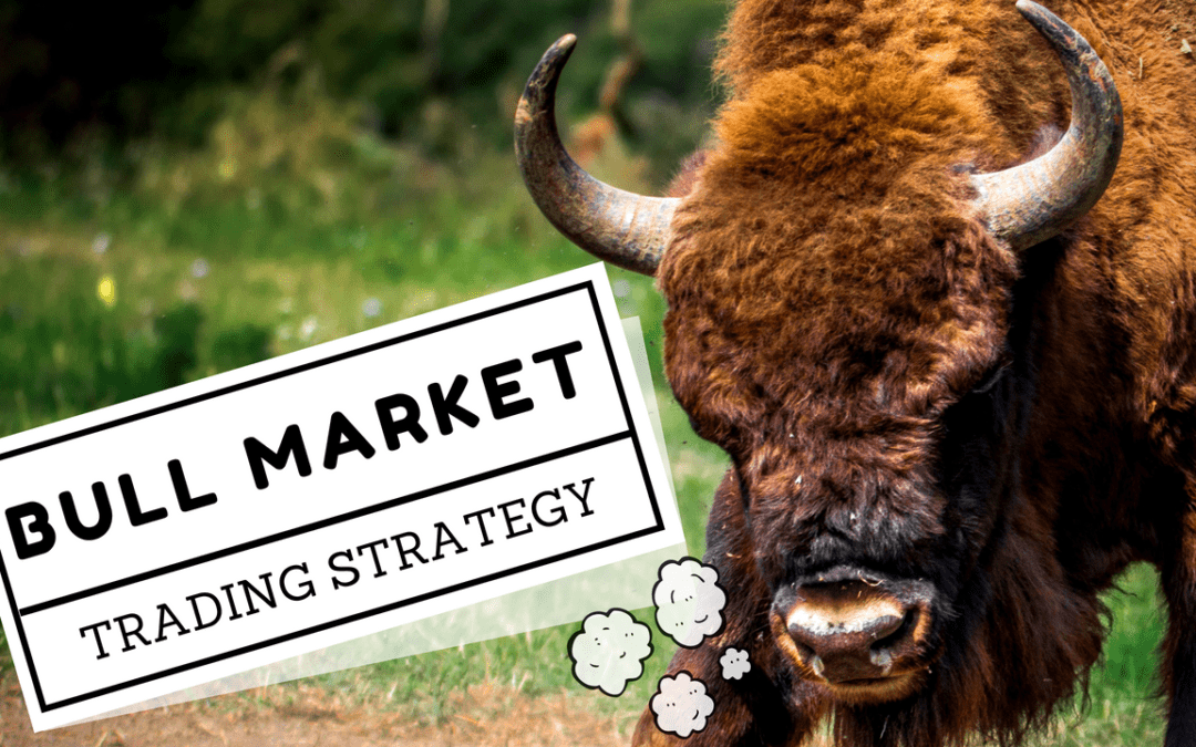 Bull Market Strategy – Pushing the Horns Out and Up