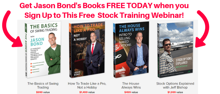 jason bond's free stock trading books