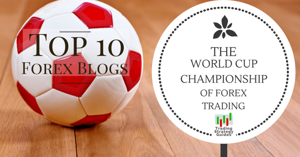 Top 10 Forex blogs
