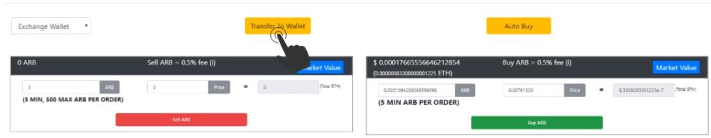 automated arbitrage trading