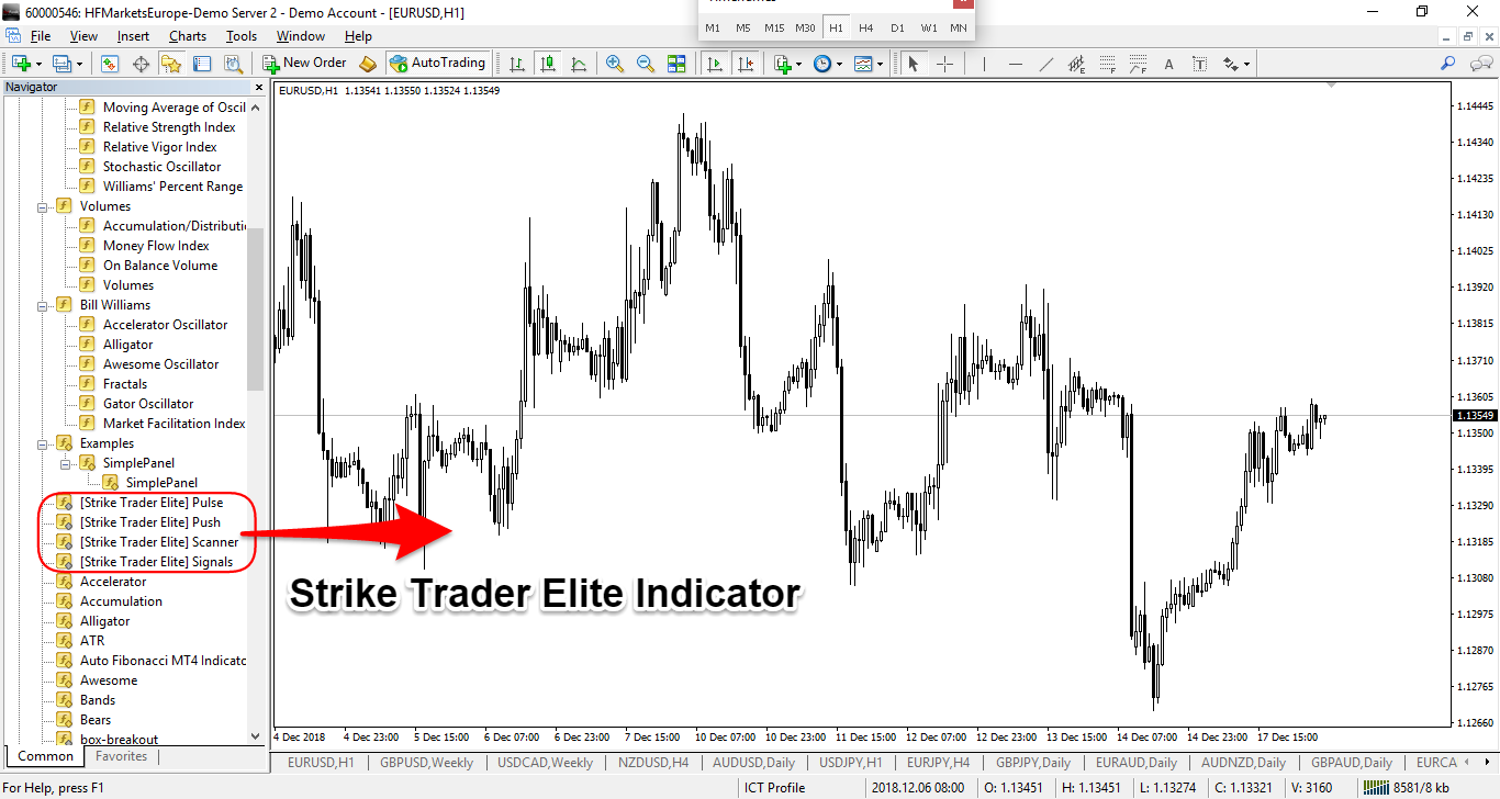 strike trader elite trading strategy