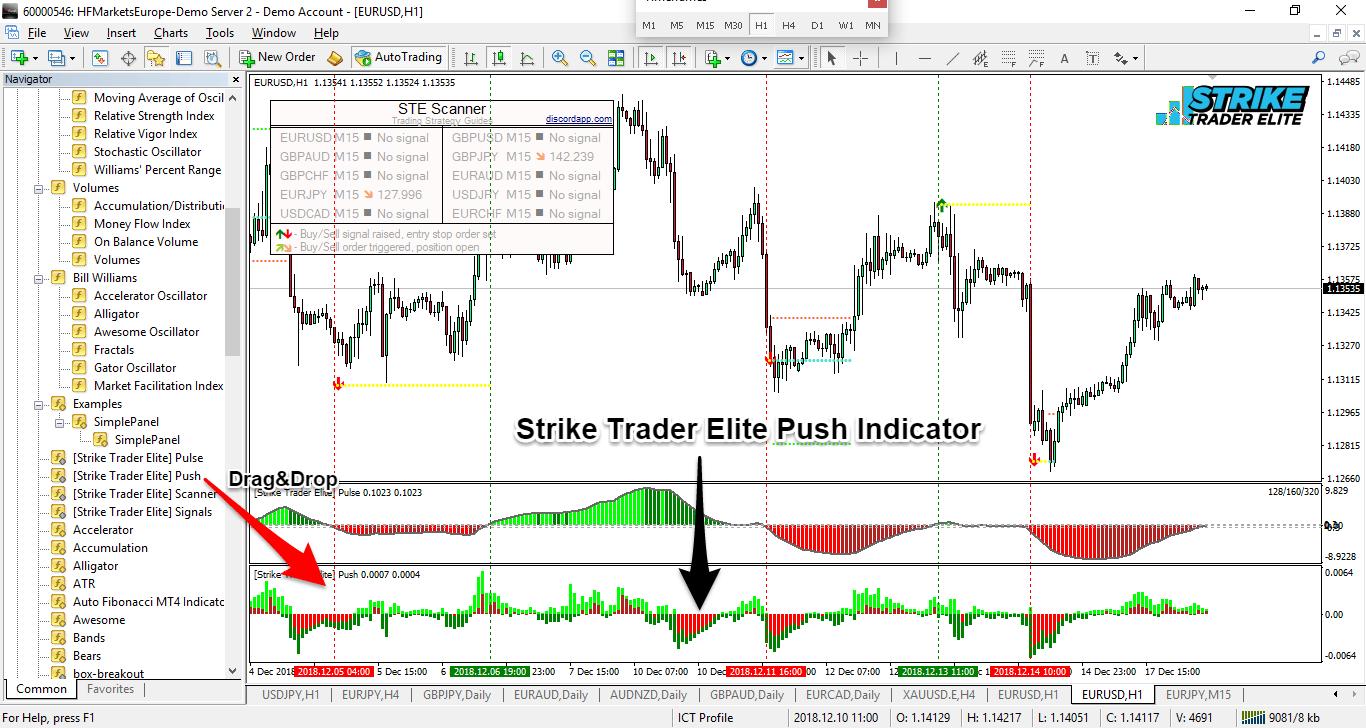 strike trader elite system