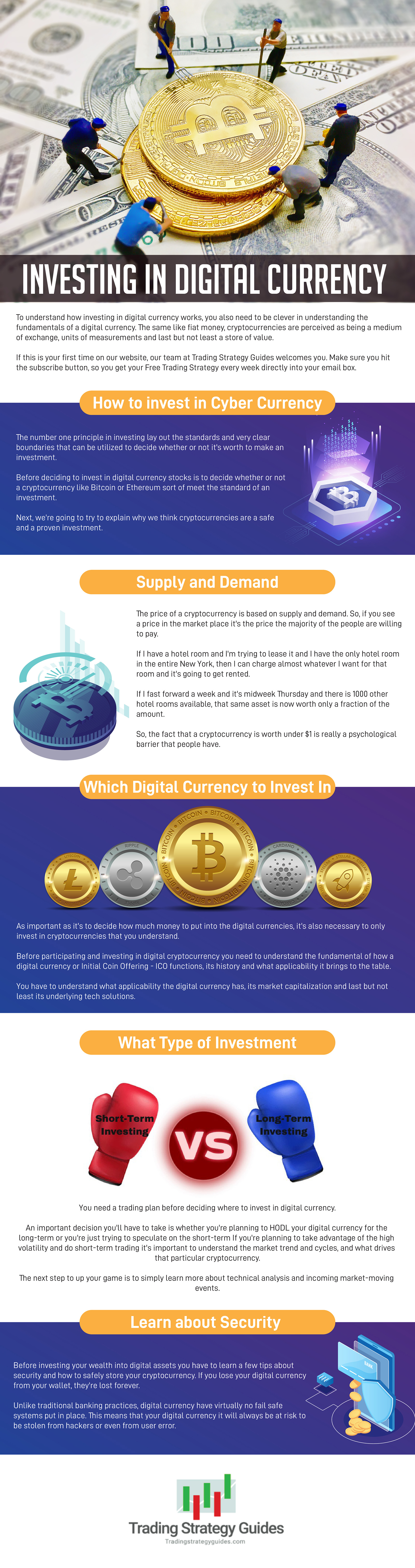 investing in digital cryptocurrency guide