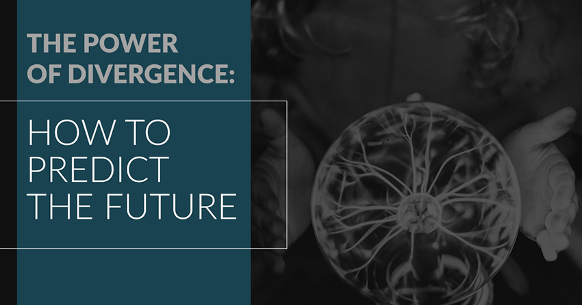 The Power of Divergence: How to Predict the Future