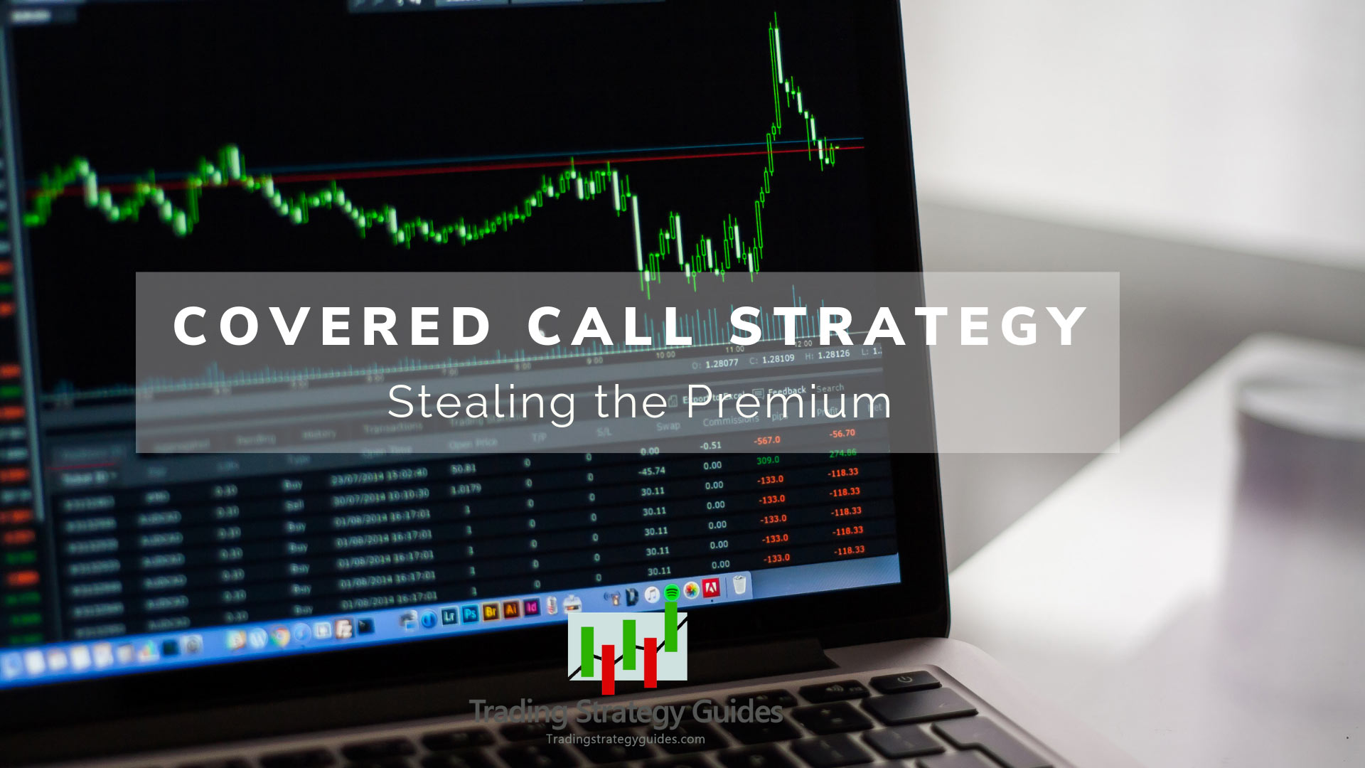 covered call trading strategy