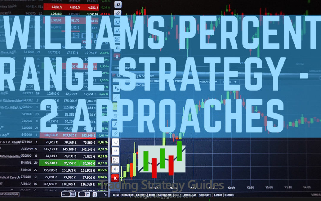 Williams Percent Range Strategy - 2 Approaches