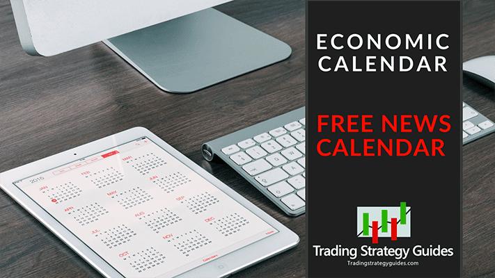 economic calendar trading tool