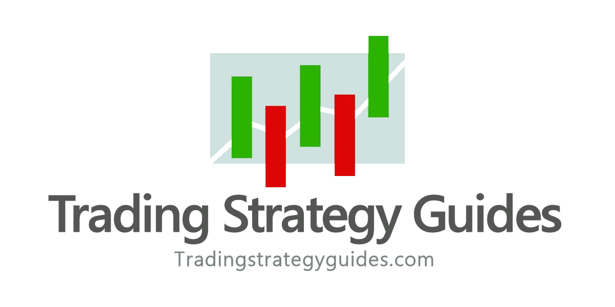 trading strategy guides logo transparent