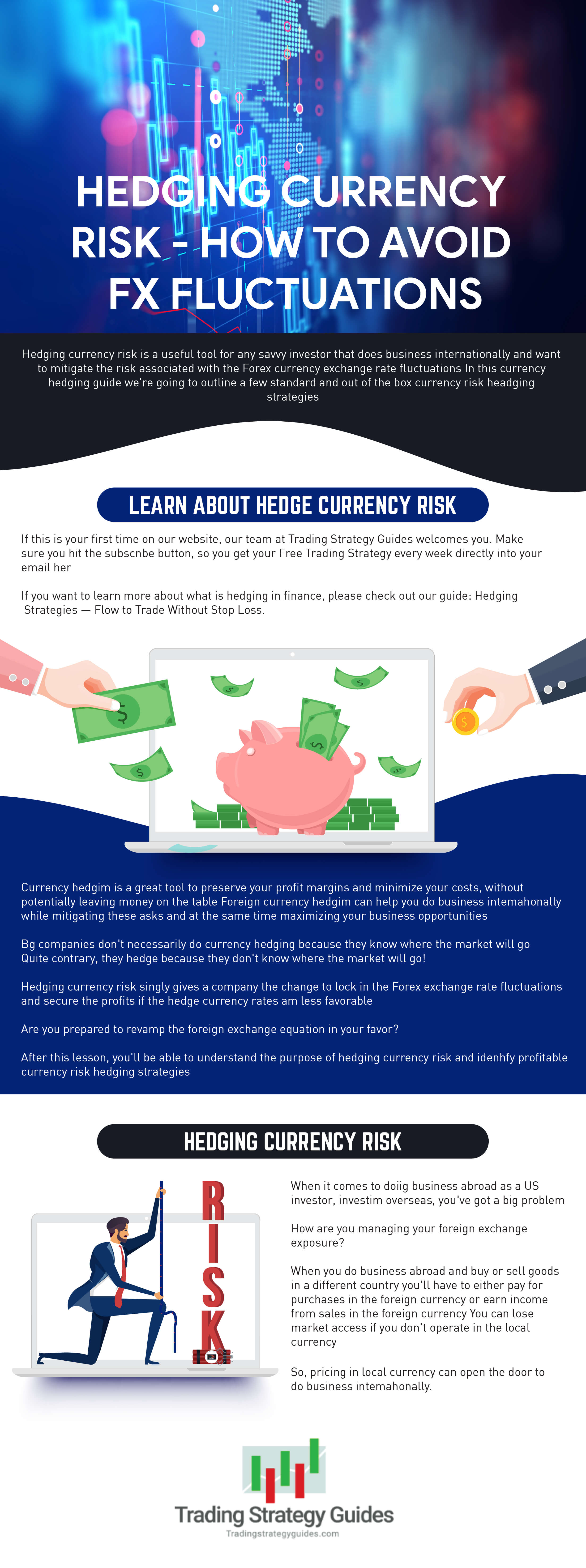 Currency Hedging – How to Avoid Risk in FX Fluctuations
