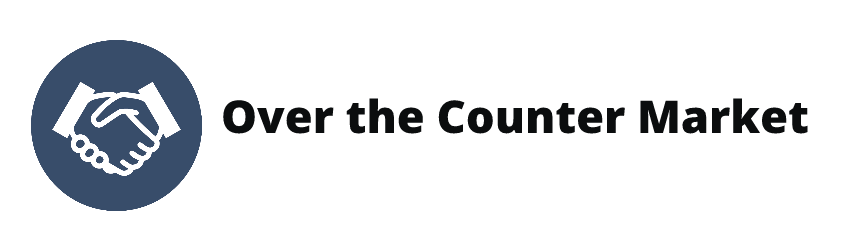 Are cryptocurrencies over-the counters