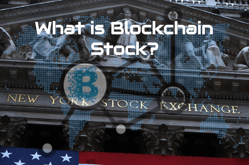 blockchain stock