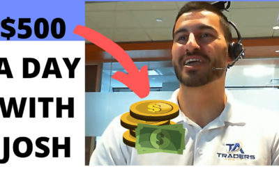 Josh Martinez Traders Agency