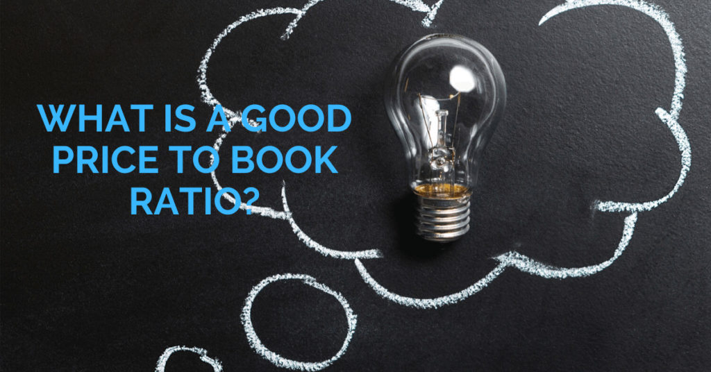 what is a good price to book ratio