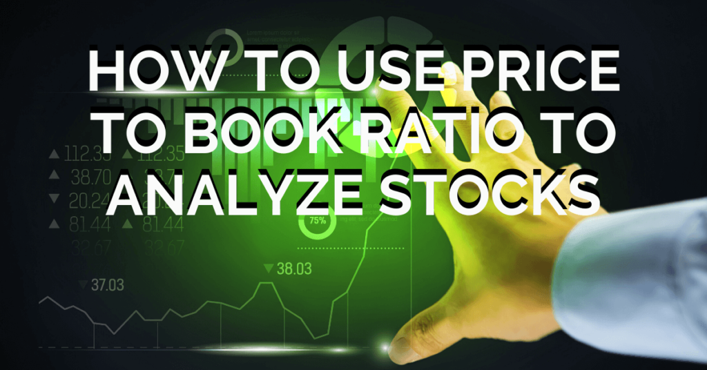 how to use price to book ratio