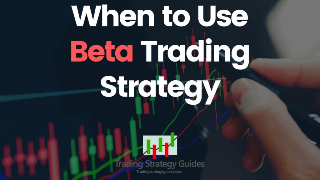 beta options trading