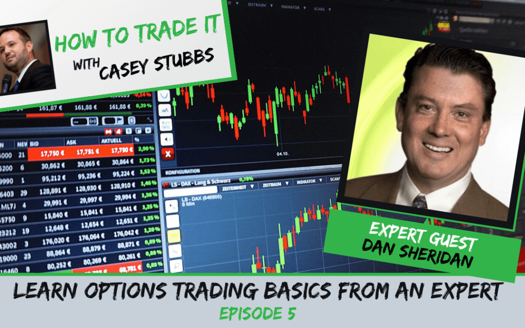 Learn Options Trading Basics From Expert Dan Sheridan, Ep #5