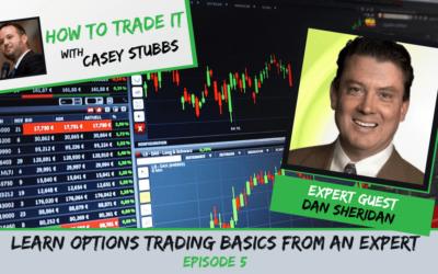 Learn Options Trading Basics From Expert Dan Sheridan, Ep #5