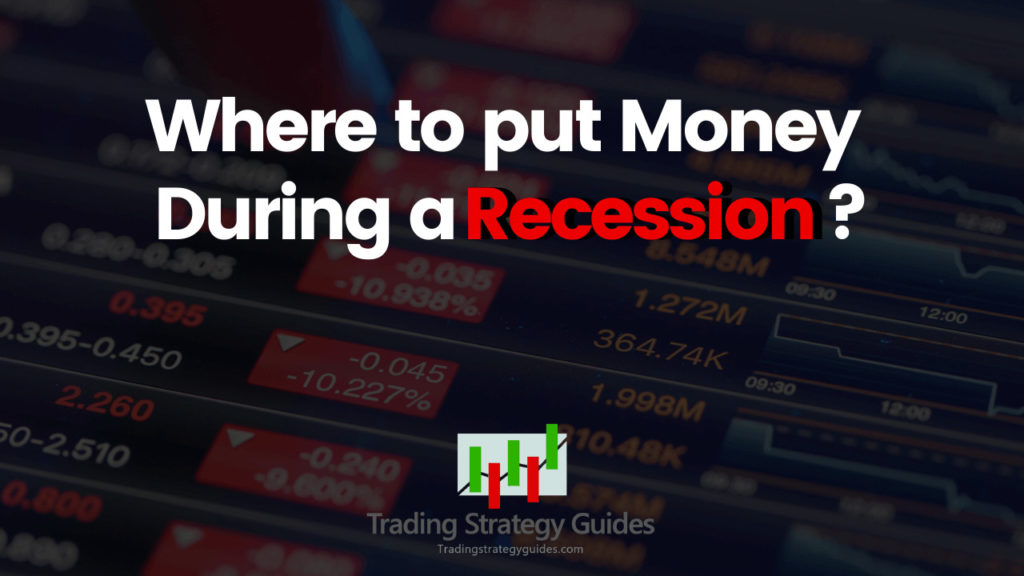 Best stock trading strategy in a recession