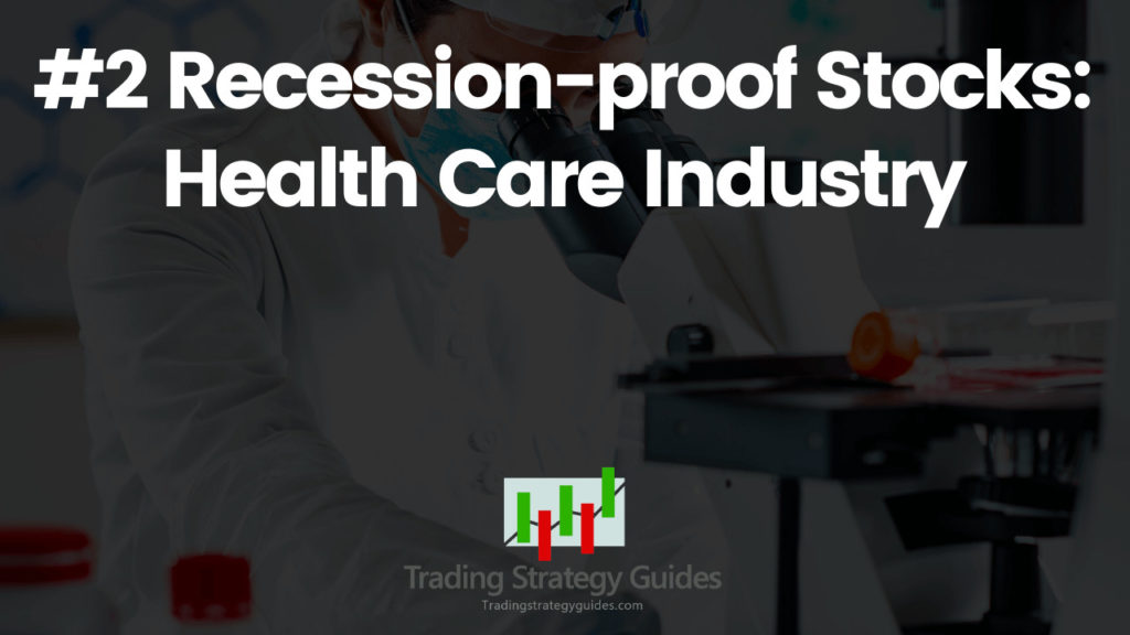 How to trade stocks in a recession
