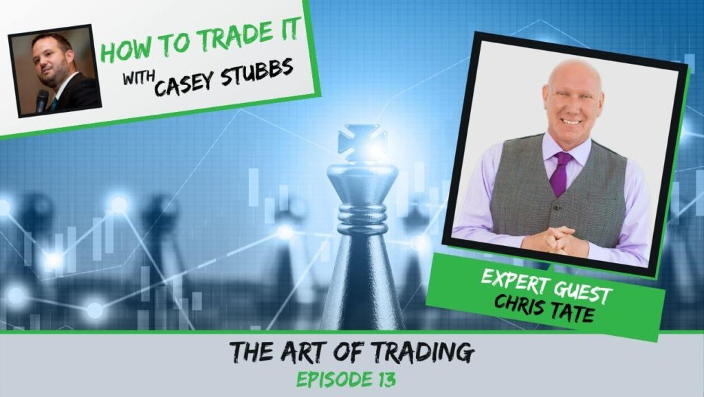 Chris Tate the Art of Trading