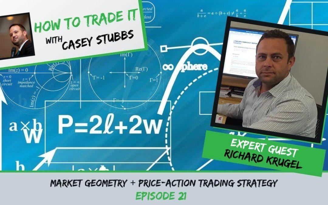 Richard Krugel's Market Geometry + Price-Action Trading Strategy, Ep #21