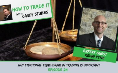 Kevin Pyne Shares Why Emotional Equilibrium is Important, Ep #24