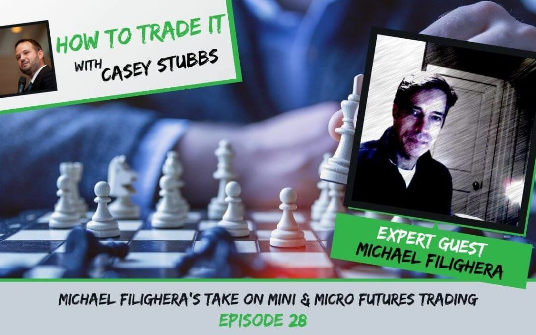 Michael Filighera's Take on Mini & Micro Futures Trading, Ep #28