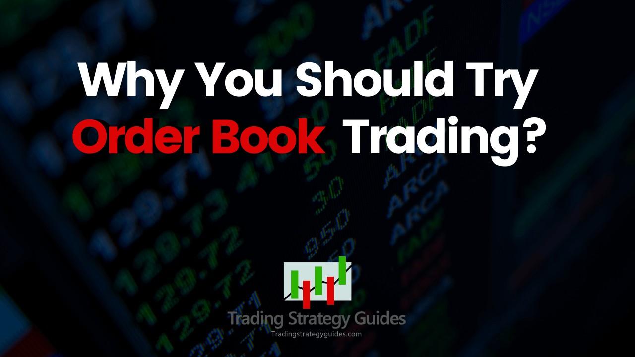 stock market order book